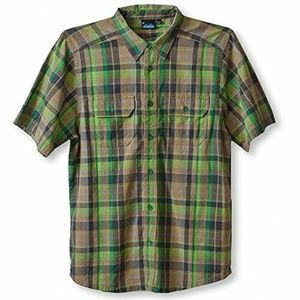 KAVU Men's Coastal Shirt Woodlands